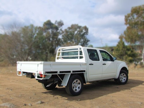Shelley's Industries - Dual Cab